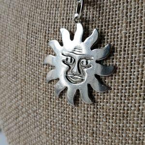 Jewelry - Handmade sun necklace